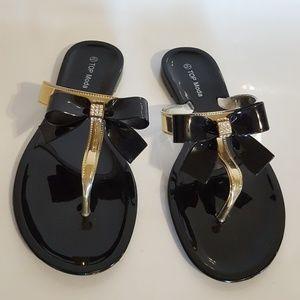 TOP MODA Sandals size:6.5